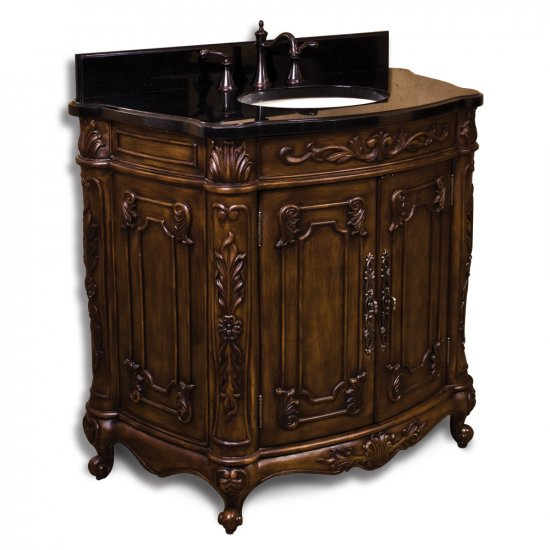 French Country Bathroom Vanities: French Country Vanity