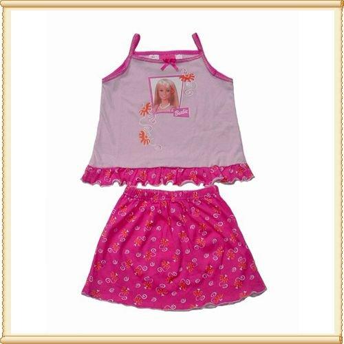 BRAND NEW GIRLS SUMMER DRESS BARBIE