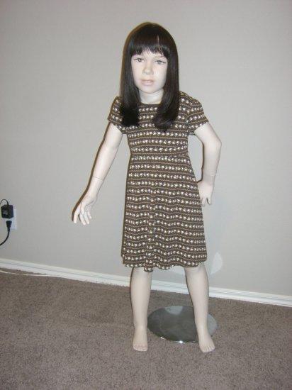 GYMBOREE Dress With Short Sleeve