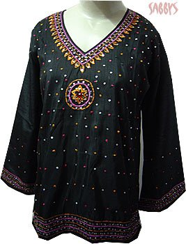 Designer Tunic Top