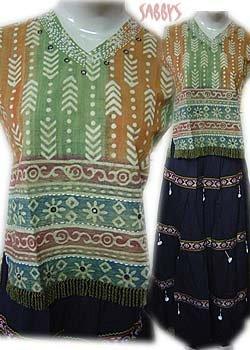 Funky Skirt set