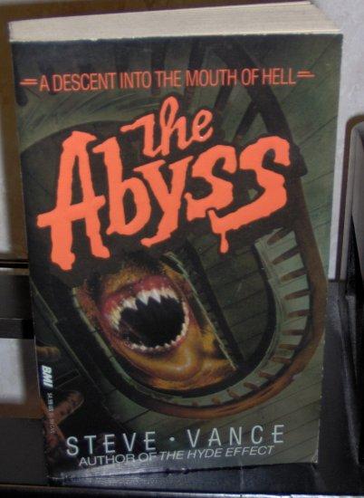 The Abyss by Steve Vance Paperback Novel