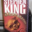 Desperation by Stephen King Paperback Novel First Printing