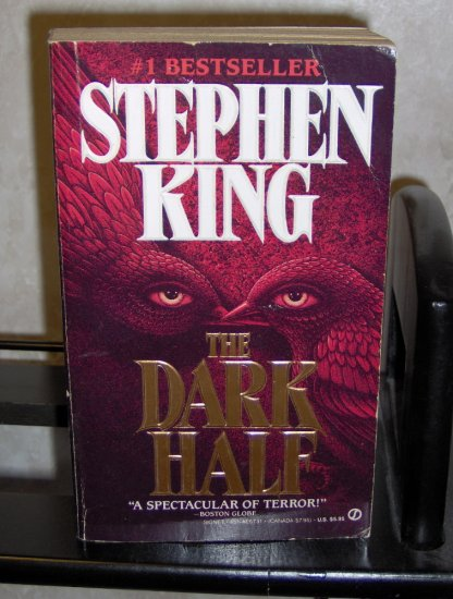 The Dark Half - Stephen King Paperback Novel