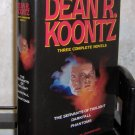 Three Dean Koontz Novels in One - Phantoms Darkfall Servants of Twilight