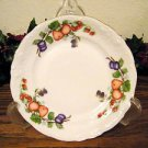 Royal Kent Dessert Plate Fruit Garland