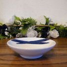 Crate and Barrel Blue Harmony Sauce Bowls