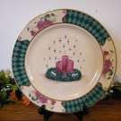 Trees n Trends Dinner Plate Holiday Christmas Candles