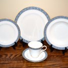 Mikasa Chaucer Bone China Service for 12 Plus Serving Pieces New