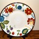 Home Simplicity Dinner Plate Vine Floral