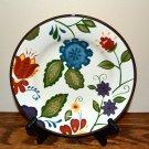 Threshold Simplicity Salad Plate Vine Floral