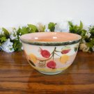 Gibson Clementine Fruit Cereal Bowl Apples Pears