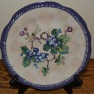 Tracy Porter Claret Grapes Salad Plate