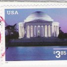 US Scott 3647 - $3.85 - Jefferson Memorial - Used VF