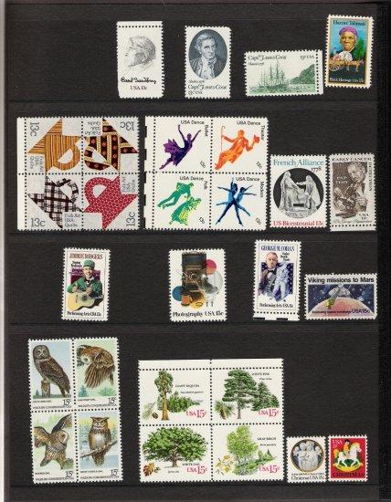 1978 Souvenir Mint Set - Mini Album