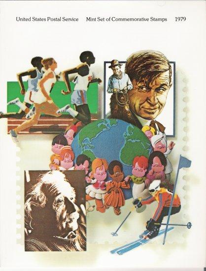 1979 Souvenir Mint Set - Mini Album - Sealed