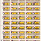 US Scott 1802 - Sheet of 50 - Vietnam Vets - Mint Never Hinged