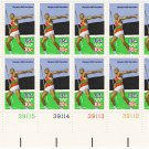 US Scott 1790 - Plate Block of 12 - 1980 Summer Olympics - Javelin 10 cent - Mint Never Hinged