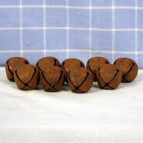 12 (30mm) Rusty Bells