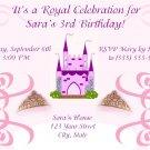 20 Princess Birthday Party Invitations