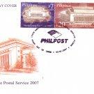 Philippine Postal Service 109th Anniversary FDC