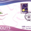 Philippines Scouting Centenary 2v FDC