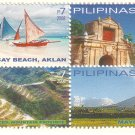Philippine Tourism Block of 4