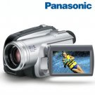 PANASONIC® ULTRA-COMPACT MINI DV CAMCORDER