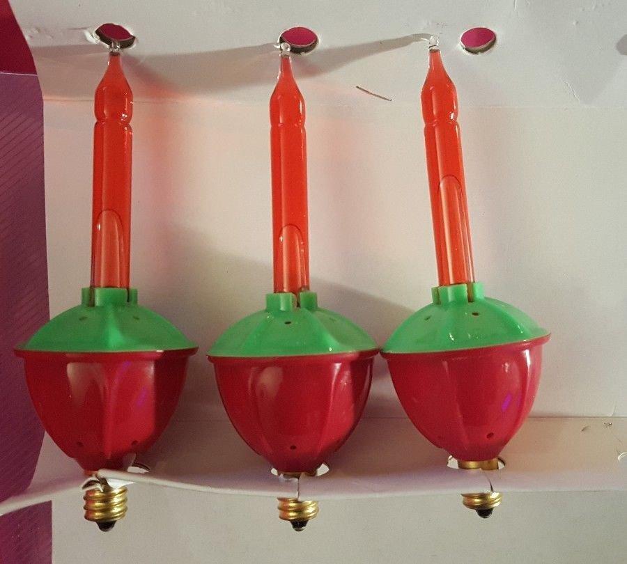 Christmas Bubble Lights C7 Replacement Bulbs 3 bulbs