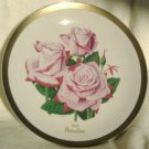 1979 American Rose Society All-American Rose Plate - PARADISE