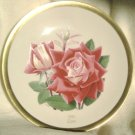 1980 American Rose Society All-American Rose Plate - LOVE