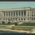1912 DES MOINES, IOWA - Municipal Building Postcard - Used