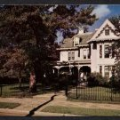 1950s INDEPENDENCE, Missouri Postcard - Home of President HARRY S. TRUMAN