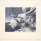 Stephen Lyman - TWILIGHT SNOW - 1987 Limited Edition Print