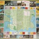 1987 VICTORIA, BRITISH COLUMBIA - Street Map & Guide