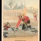 "Victorian Trade Card - Arbuckle Brothers Coffee Company - ""RESURRECTED"" (#41)"