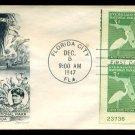 SMARTCRAFT - 1947 Everglades National Park (#952) FDC - PB UA
