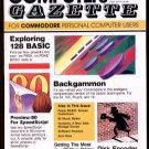 11/85 COMPUTE!'S GAZETTE Magazine (with disk) - COMMODORE 64/128/VIC-20