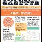 7/86 COMPUTE!'S GAZETTE Magazine - COMMODORE 64/128/VIC-20