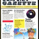 11/86 COMPUTE!'S GAZETTE Magazine - COMMODORE 64/128/VIC-20