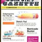11/87 COMPUTE!'S GAZETTE Magazine - COMMODORE 64/128