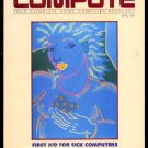 4/91 COMPUTE Magazine: GAZETTE Edition - COMMODORE 64/128