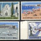CYPRUS -1967 International Tourist Year (Sc. #304-07) - MNH Singles