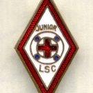 Vintage RED CROSS Junior Life Saving Lapel Pin - 1930s (?)