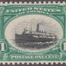 1901 1¢ Pan-American Exposition - U.S. Postage Stamp (Sc. #294) - MNH
