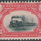 1901 2¢ Pan-American Exposition - U.S. Postage Stamp (Sc. #295) - MNH