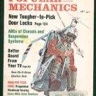9/69 Popular Mechanics - SNOWMOBILES, ARCHERY, LOCKS, INDUSTRIAL DIAMONDS