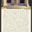 1950s GETTYSBURG, PENNSYLVANIA - Lincoln Speech Memorial and Gettysburg Address - Unused Postcard