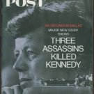 December 2, 1967 Saturday Evening POST - JFK Conspiracy Theory, Richard Nixon, George Romney