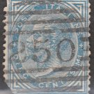 ITALY Postage Stamp - 1877 - 10c King Victor Emmanuel II (Sc. #28) - Used